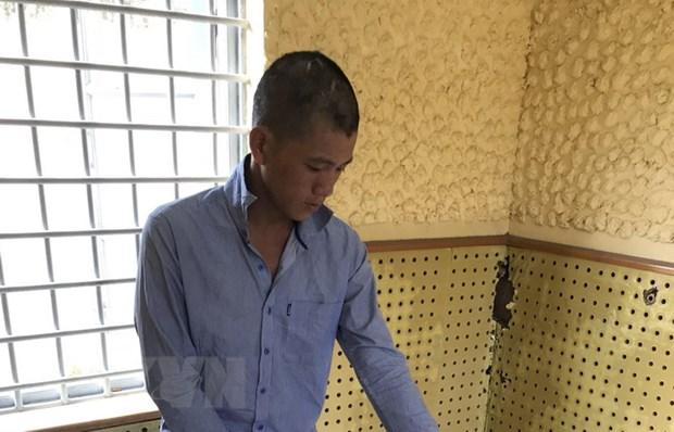 5 chien sy Cong an o Tien Giang phai dieu tri phoi nhiem HIV hinh anh 1