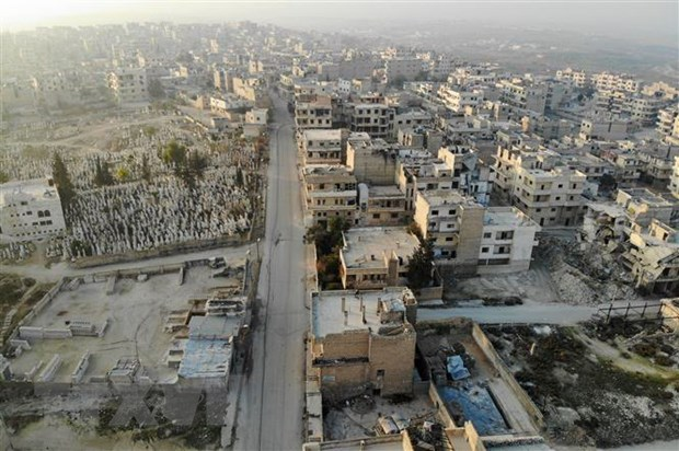 Tho Nhi Ky va Nga thao luan ve 'vung an toan' o khu vuc Idlib hinh anh 1