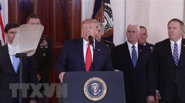 Ong Trump chi dinh mot so ha nghi sy Cong hoa vao doi ngu bao chua hinh anh 1