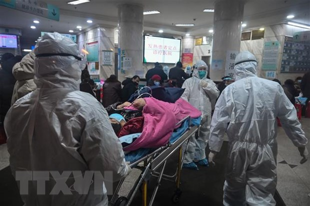 Trung Quoc gioi thieu bo dung cu thu virus corona trong vong 15 phut hinh anh 1