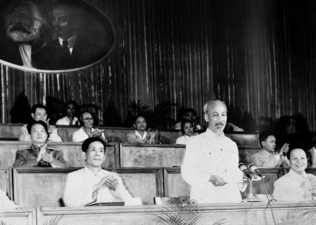 Phat song tap 4 phim tai lieu ve 'Viet Nam thoi dai Ho Chi Minh' hinh anh 1
