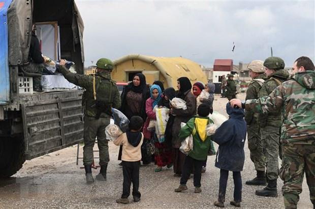 Nga bac bao cao cua Tho Nhi Ky ve tinh hinh tai tinh Idlib hinh anh 1