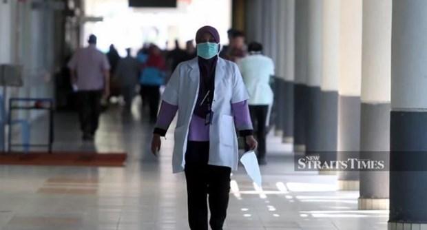 Mot nguoi Malaysia tro ve tu Nhat Ban duong tinh voi SARS-CoV-2 hinh anh 1