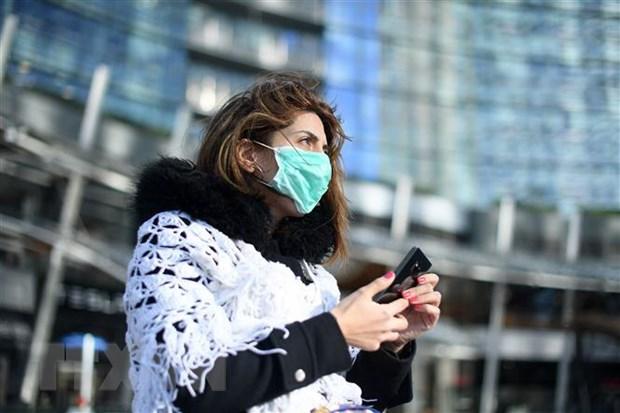 Anh, Qatar xac nhan nhieu ca nhiem virus SARS-CoV-2 moi hinh anh 1