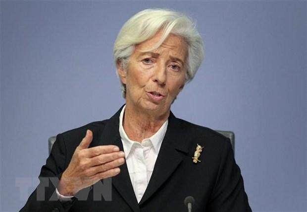ECB tuyen bo san sang cac bien phap phu hop ngan tac dong cua COVID-19 hinh anh 1