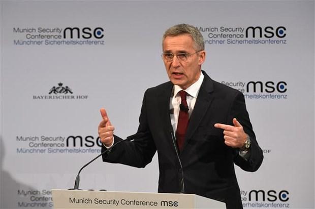 NATO canh bao se khong rut quan khoi Afghanistan neu bao luc leo thang hinh anh 1