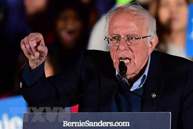 Tuong lai tranh cu cua ong Bernie Sanders phu thuoc vao bang Michigan hinh anh 1