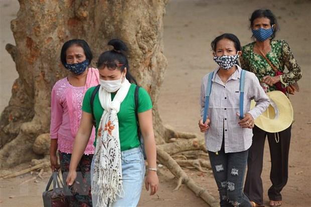 Campuchia phat hien truong hop nhiem virus SARS-CoV-2 thu ba hinh anh 1
