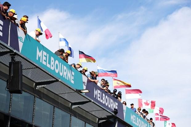 Lo ngai COVID-19, Australia huy giai dua F1 Melbourne Grand Prix hinh anh 1