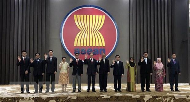 ASEAN va Nga nhat tri tiep tuc lam sau sac quan he doi tac chien luoc hinh anh 1