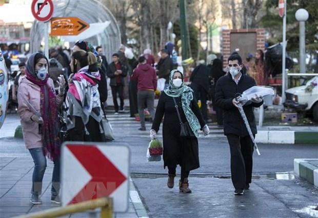 COVID-19: Ca tu vong o Iran tang manh, Tokyo chung kien muc ky luc moi hinh anh 1