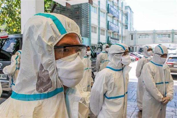 Philippines mo rong quy mo xet nghiem virus SARS-CoV-2 tai Manila hinh anh 1