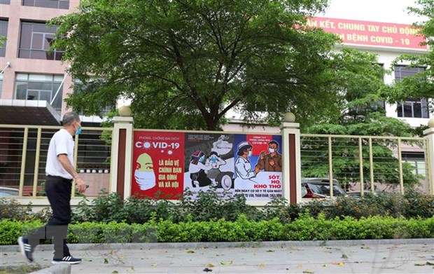 CSIS: Viet Nam da huy dong nguon luc nhan dan de khong che COVID-19 hinh anh 1