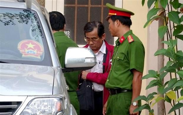 De nghi truy to 6 bi can trong vu sai pham dat dai tai Binh Thuan hinh anh 1