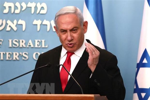 Israel tin tuong ong Trump cho phep sap nhap Bo Tay trong 2 thang toi hinh anh 1
