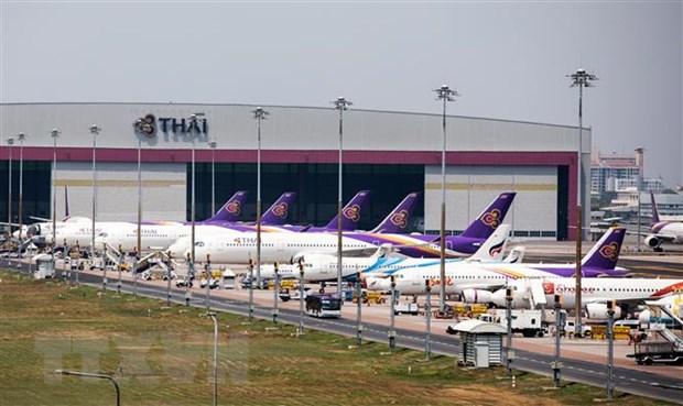 Thai Lan cam cac chuyen bay thuong mai toi nuoc nay den het thang 5 hinh anh 1