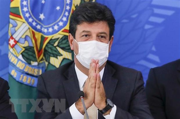 Brazil co the se la tam dich moi cua the gioi trong nhung tuan toi hinh anh 1