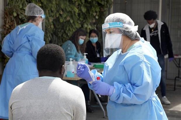 Dot pha: Israel phan lap thanh cong khang the virus SARS-CoV-2 hinh anh 1