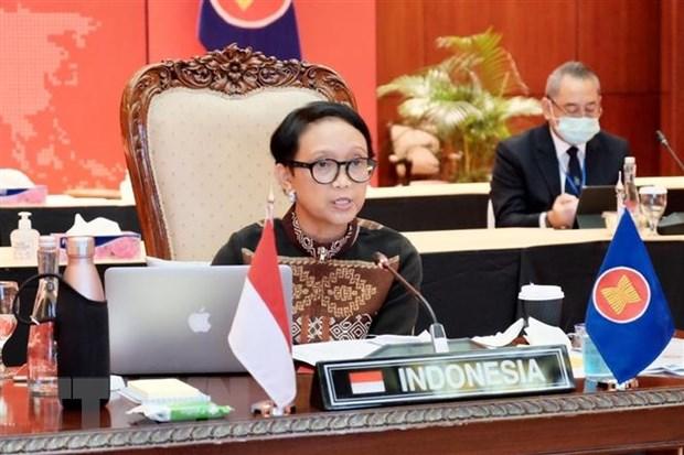 Indonesia trieu Dai su Trung Quoc ve cai chet cua 4 thuyen vien hinh anh 1