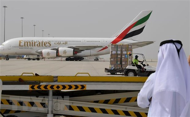 Emirates: Mat it nhat 18 thang de khoi phuc nhu cau di lai hang khong hinh anh 1