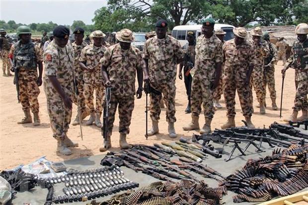 Hang chuc tay sung Boko Haram o khu vuc Ho Chad bi tieu diet hinh anh 1