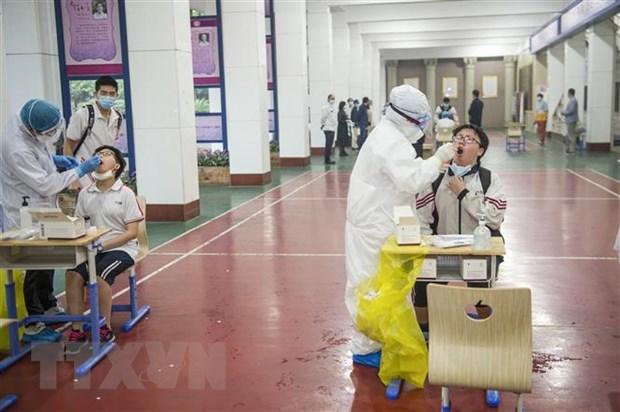 Benh nhan COVID-19 'khong trieu chung' van co kha nang phat tan virus hinh anh 1