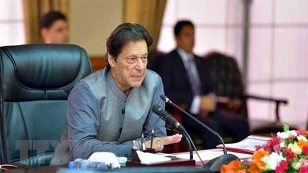 Thu tuong Imran Khan ra lenh mo cuoc dieu tra ve vu roi may bay hinh anh 1