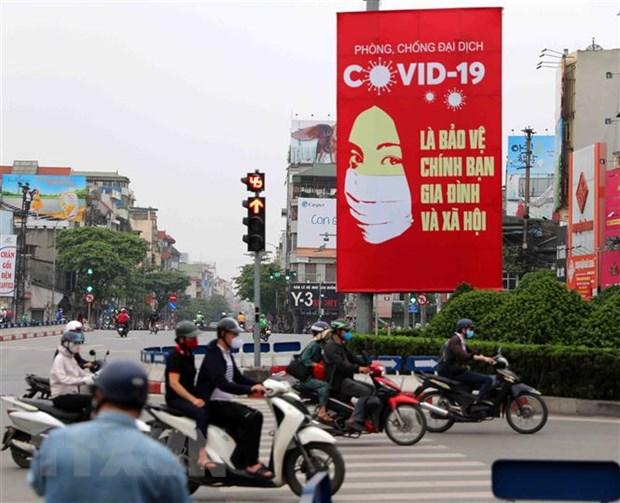 Bao Canada ca ngoi Viet Nam la chuan muc trong cuoc chien COVID-19 hinh anh 1