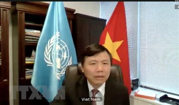 Viet Nam hoan nghenh hoat dong dieu tra toi ac khung bo cua UNITAD hinh anh 1