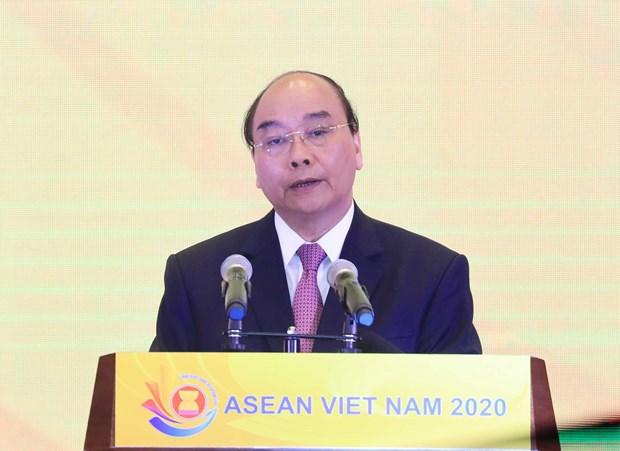 ASEAN 2020: Vai tro gan ket khu vuc trong dai dich cua Viet Nam hinh anh 2