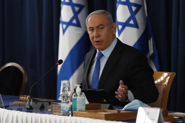 Thu tuong Israel se thao luan ke hoach sap nhap 'trong vai ngay toi' hinh anh 1