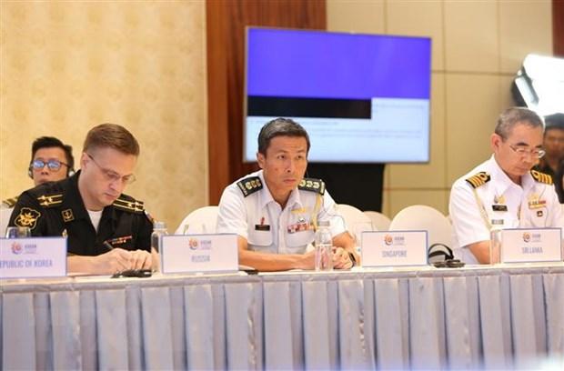 Hoi nghi truc tuyen Chinh sach An ninh dien dan khu vuc ASEAN hinh anh 2