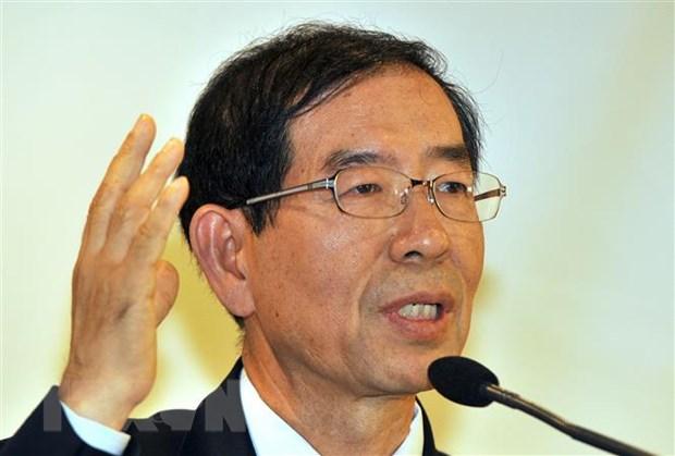Han Quoc: Cong bo di thu cua co Thi truong Seoul Park Won-soon hinh anh 1