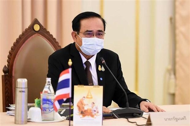 Thu tuong Thai Lan Prayut Chan-o-cha xac nhan ke hoach cai to noi cac hinh anh 1