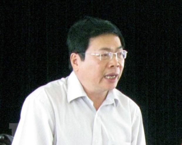 Quyet dinh khoi to 3 bi can nguyen la lanh dao Bo Cong Thuong hinh anh 1