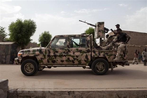 Nhieu binh sy Nigeria thiet mang trong cac vu tan cong thanh chien hinh anh 1