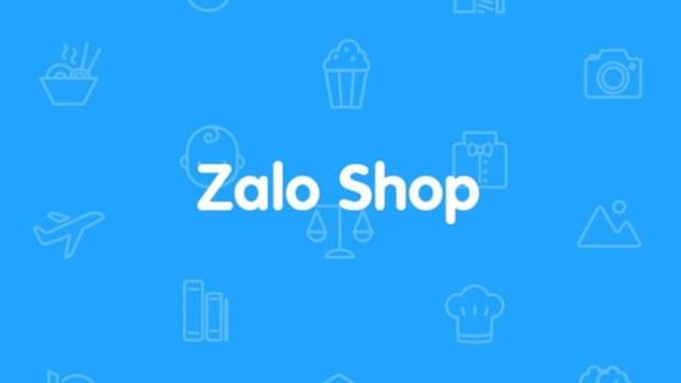 Ngoai Zalo Bank, Zalo Shop cung chua duoc Bo Cong Thuong cap phep hinh anh 1