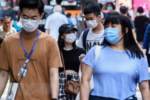 Hong Kong ghi nhan so ca nhiem COVID-19 cao nhat trong ngay hinh anh 1