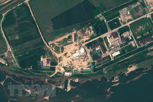 Trang mang 38 do Bac: Trieu Tien dang lam giau urani tai Yongbyon hinh anh 1