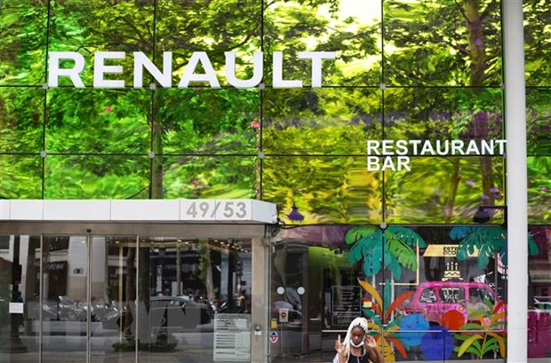 Hang oto Renault thua lo 7,3 ty euro trong nua dau nam 2020 hinh anh 1