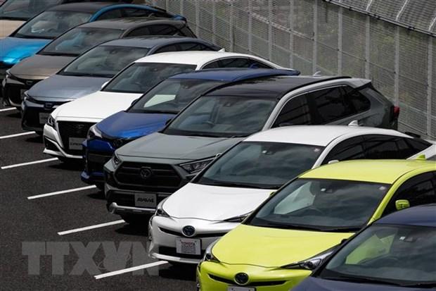 Toyota dan dau ve doanh so ban xe toan cau trong nua dau nam 2020 hinh anh 1
