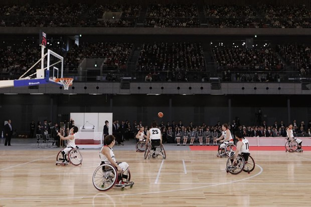 Chinh thuc cong bo thoi diem to chuc Paralympic Tokyo 2020 hinh anh 1