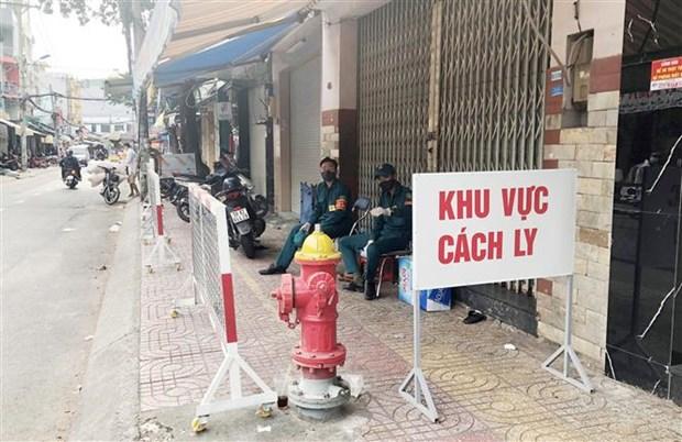 Tang toc xet nghiem COVID-19 cho nguoi dan Thanh pho Ho Chi Minh hinh anh 2