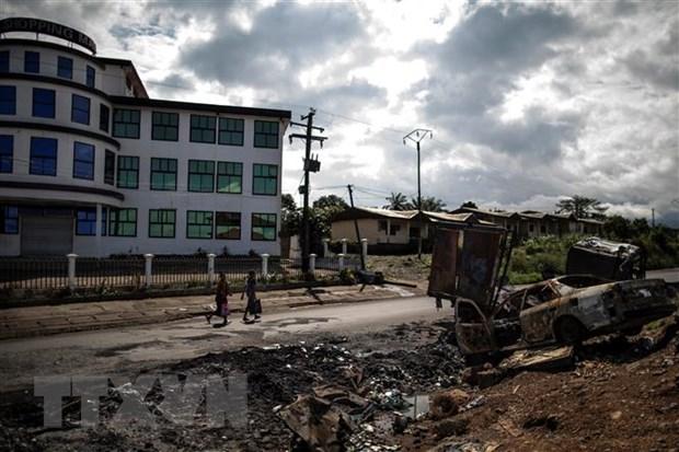 Boko Haram tan cong o Cameroon, it nhat 16 nguoi thiet mang hinh anh 1