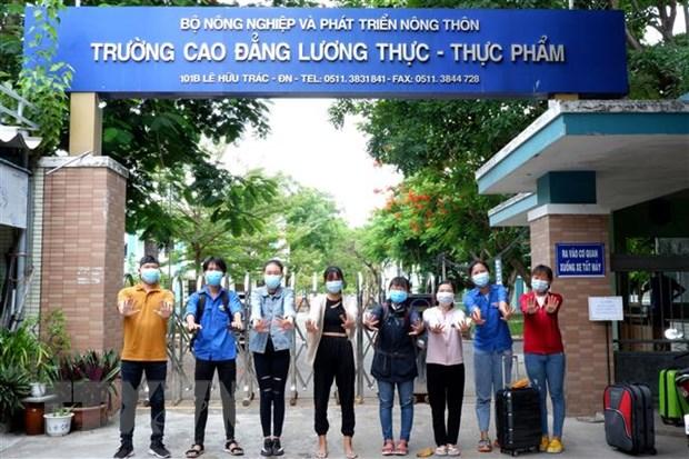 Chung suc cung Da Nang chong dich COVID-19: Moi nguoi gop mot tay hinh anh 2