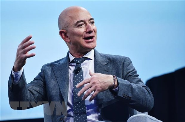 CEO Amazon ban ra hon 7,2 ty USD co phieu ke tu dau nam 2020 hinh anh 1