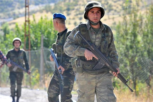 Iraq va Tho Nhi Ky cang thang sau vu khong kich khu vuc nguoi Kurd hinh anh 1