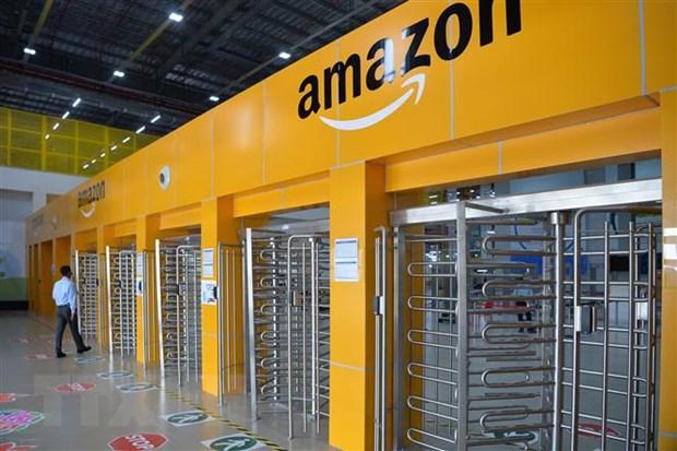 Amazon ra mat dich vu ban thuoc truc tuyen dau tien tai An Do hinh anh 1