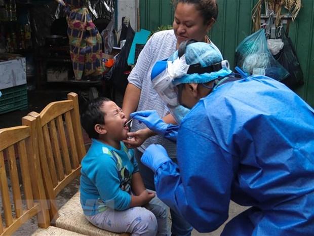 Mexico can 200 trieu lieu vacxin ngua virus SARS-CoV-2 hinh anh 1