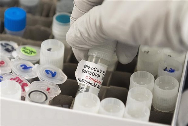 EU no luc dam bao nguon cung vacxin ngua virus SARS-CoV-2 hinh anh 1